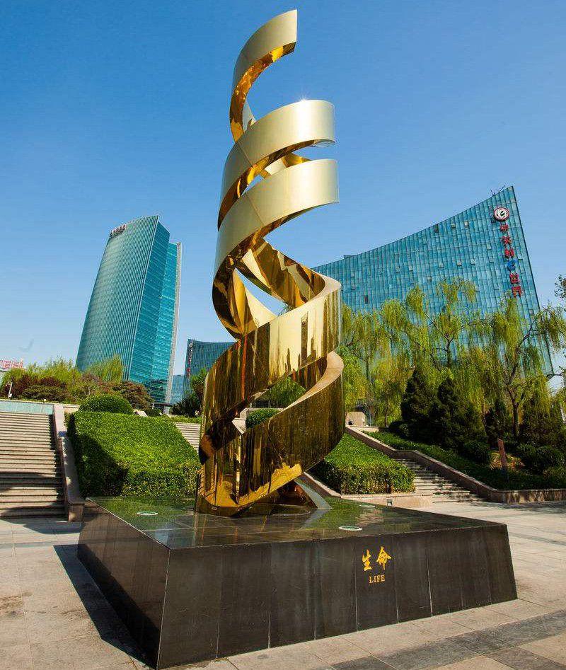 丰润广场雕塑
